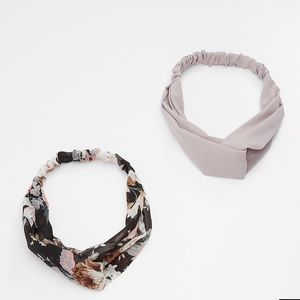 ⚫️5/25 Maurices Headbands Two-Pack